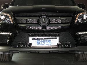 2014款AMG GL 63 中网