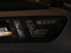 2014款AMG GL 63 座椅调节