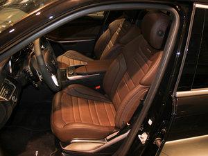 2014款AMG GL 63 前排座椅