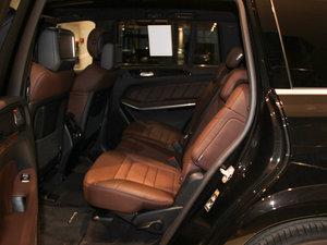 2014款AMG GL 63 后排空间