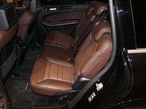 2014款AMG GL 63 后排座椅