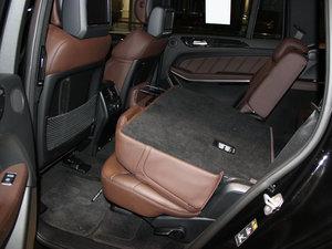 2014款AMG GL 63 后排座椅放倒