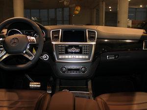 2014款AMG GL 63 中控台
