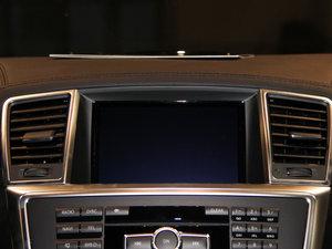 2014款AMG GL 63 中控台显示屏