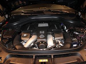 2014款AMG GL 63 发动机