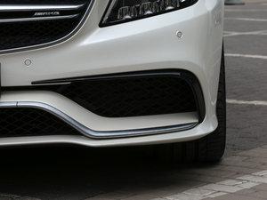 2015款AMG CLS 63 4MATIC 雾灯