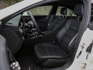 2015款AMG CLS 63 4MATIC 前排座椅