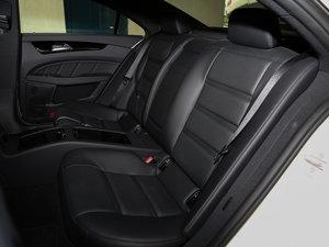 2015款AMG CLS 63 4MATIC 后排座椅