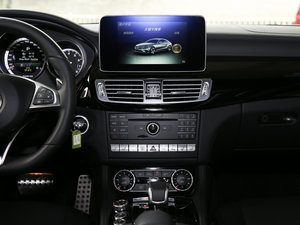 2015款AMG CLS 63 4MATIC 中控台