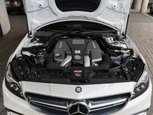 2015款AMG CLS 63 4MATIC 发动机
