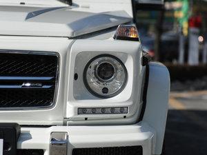 2016款AMG G 63 463 头灯