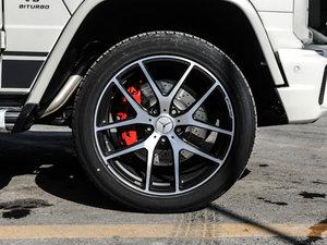 2016款AMG G 63 463 轮胎