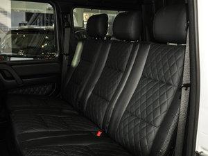2016款AMG G 63 463 后排座椅