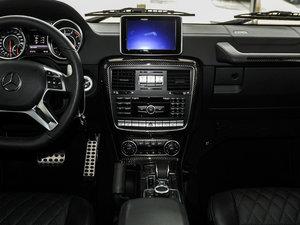 2016款AMG G 63 463 中控台