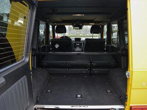 2015款AMG G 63 悍野限量版 其它