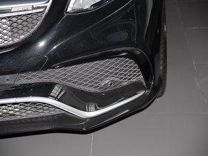 2015款AMG ML 63 雾灯