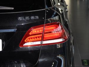 2015款AMG ML 63 尾灯