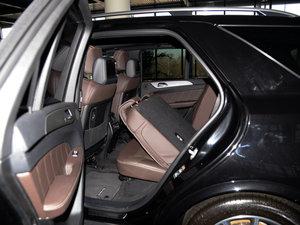 2015款AMG ML 63 后排座椅放倒