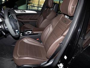 2015款AMG ML 63 前排座椅