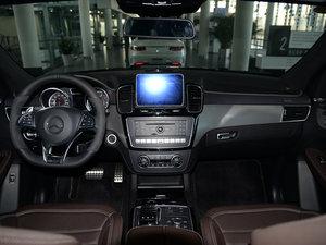 2015款AMG ML 63 全景内饰