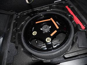 2015款AMG ML 63 备胎