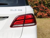 细节外观奔驰GLE级AMG尾灯