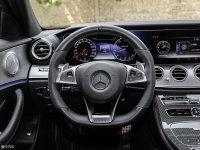 中控区奔驰E级AMG 方向盘