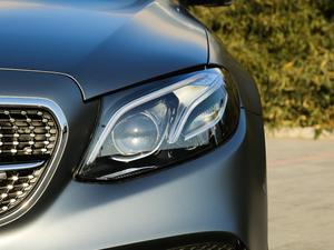 2017款AMG E 43 4MATIC 特别版 头灯