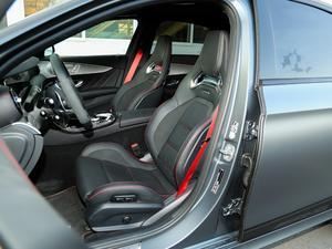 2017款AMG E 43 4MATIC 特别版 前排座椅