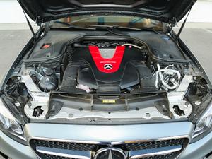 2017款AMG E 43 4MATIC 特别版 发动机