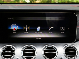 2017款AMG E 43 4MATIC 特别版 仪表