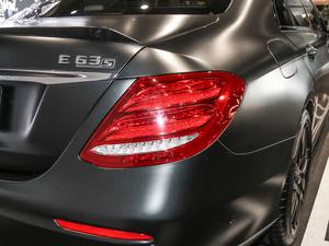 2017款AMG E 63 S 4MATIC+ 特别版 尾灯