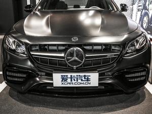 2017款AMG E 63 S 4MATIC+ 特别版 中网