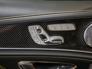2017款AMG E 63 S 4MATIC+ 特别版 座椅调节