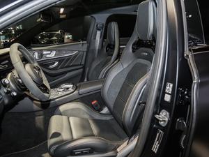 2017款AMG E 63 S 4MATIC+ 特别版 前排座椅