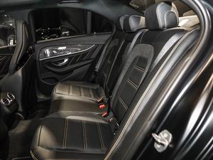 2017款AMG E 63 S 4MATIC+ 特别版 后排座椅