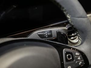 2017款AMG E 63 S 4MATIC+ 特别版 变速挡杆