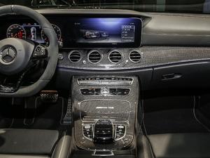 2017款AMG E 63 S 4MATIC+ 特别版 中控台