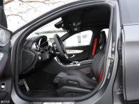 空间座椅奔驰C级AMG前排空间