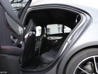 空间座椅奔驰C级AMG后排空间