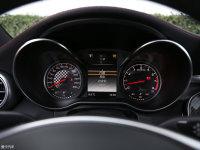 中控区奔驰C级AMG仪表