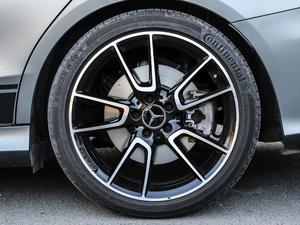2017款AMG C 43 4MATIC 特别版 轮胎