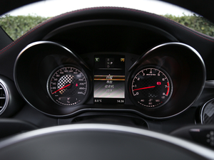 2017款AMG C 43 4MATIC 特别版 仪表