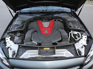 2017款AMG C 43 4MATIC 特别版 发动机