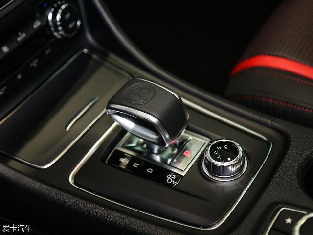 奔驰AMG2017款奔驰A级AMG