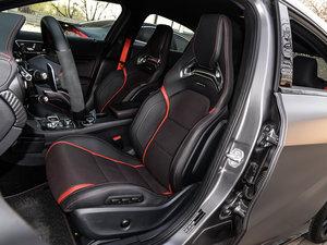2017款AMG A 45 4MATIC 前排座椅