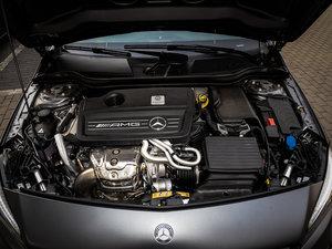 2017款AMG A 45 4MATIC 发动机