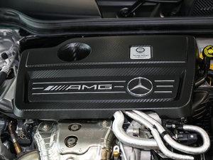 2017款改款 AMG A 45 4MATIC 其它