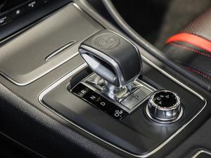 2017款改款 AMG A 45 4MATIC 变速挡杆