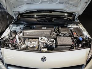 2017款改款 AMG A 45 4MATIC 发动机